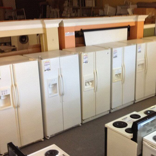Reconditioned Appliances